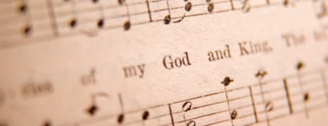Preaching & Hymn Writing