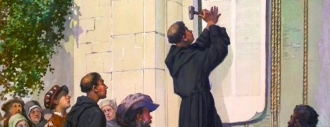 martin luther 95 thesis rap For reformation day: the 95 theses rap (youtubecom) 1517 when martin luther nailed his 95 theses to the door of the castle church in wittenberg.