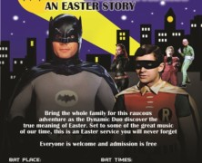 Holy Easter, Batman