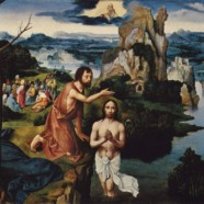 Baptism of Our Lord B: Baptism & Blessing