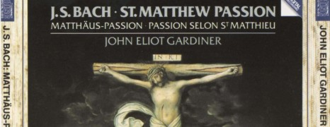 A Guide to Bach's St. Matthew Passion