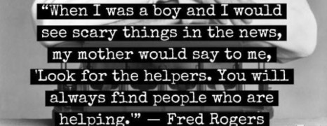 Mr. Roger's Advice to Parents After Tragedy