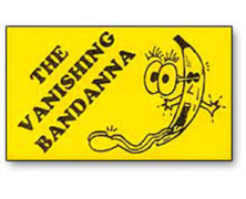 The Vanishing Bandana