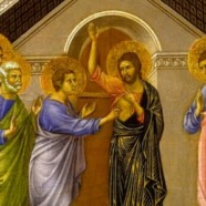 Easter 2 A: Thomas, John, and the Reason We Gather