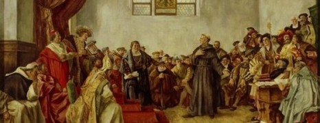 Martin Luther: The Early Days