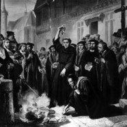 Luther's Assault on Church Authority